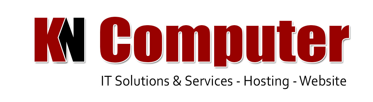 KN Computer - Maintenance Informatique et création de sites internet à Lausanne